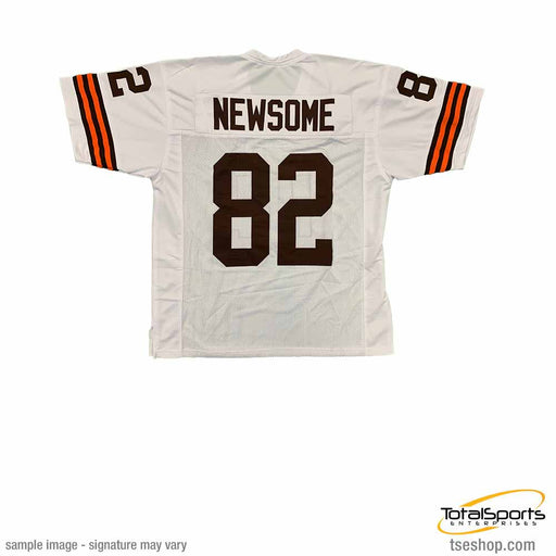 Unsigned Ozzie Newsome White Cleveland Custom Stitched Football Jersey Size Xl New No Brands/Logos