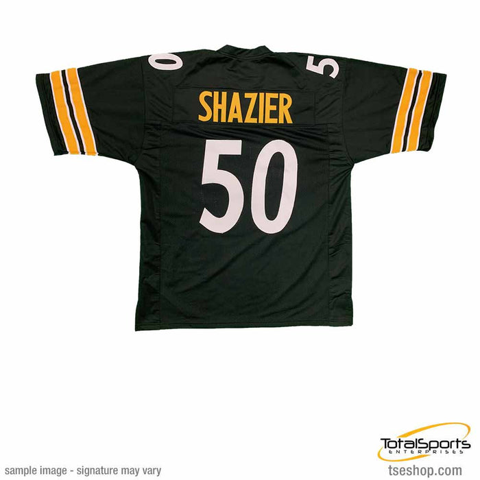 Unsigned Ryan Shazier Pittsburgh Black Custom Stitched Football Jersey Size Xl New No Brands/Logos (New Sleeve)