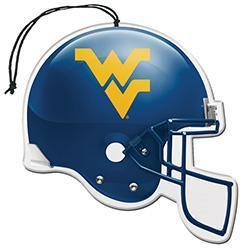 West Virginia Mountaineers Paper Air Freshener 3 pack