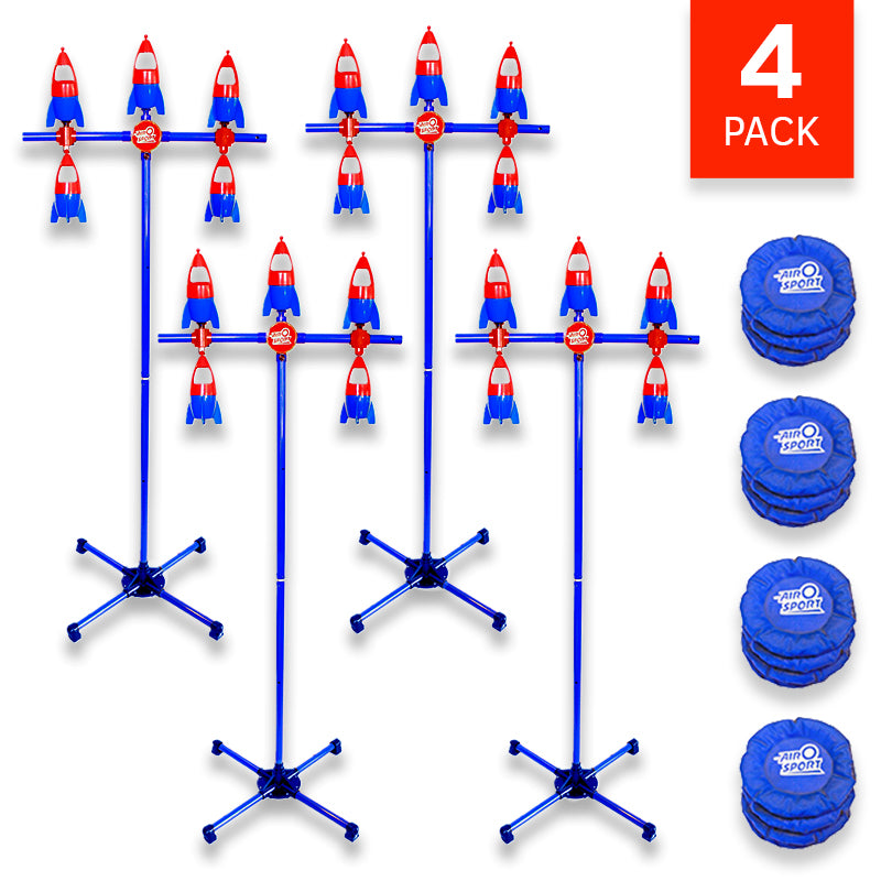 Air O Sport Tournament Set 4 Pack.