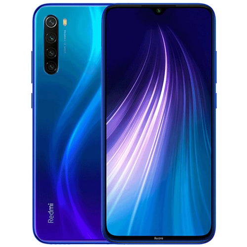 Xiaomi Redmi Note 8 4G Smartphone Global Version 6.3 inch MIUI 10 Snapdragon 665 Octa Core 4GB 64GB 4 Rear Camera 4000mAh