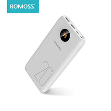 Load image into Gallery viewer, ROMOSS SW20 Pro 20000mAh Power Bank