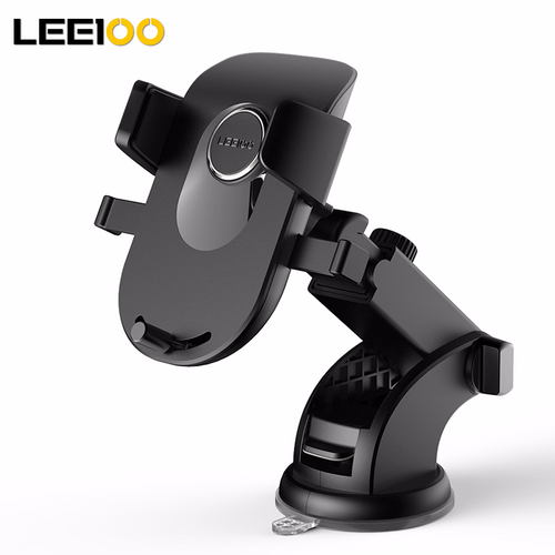 Black Yao Suction Cup Phone Holder - TOBS