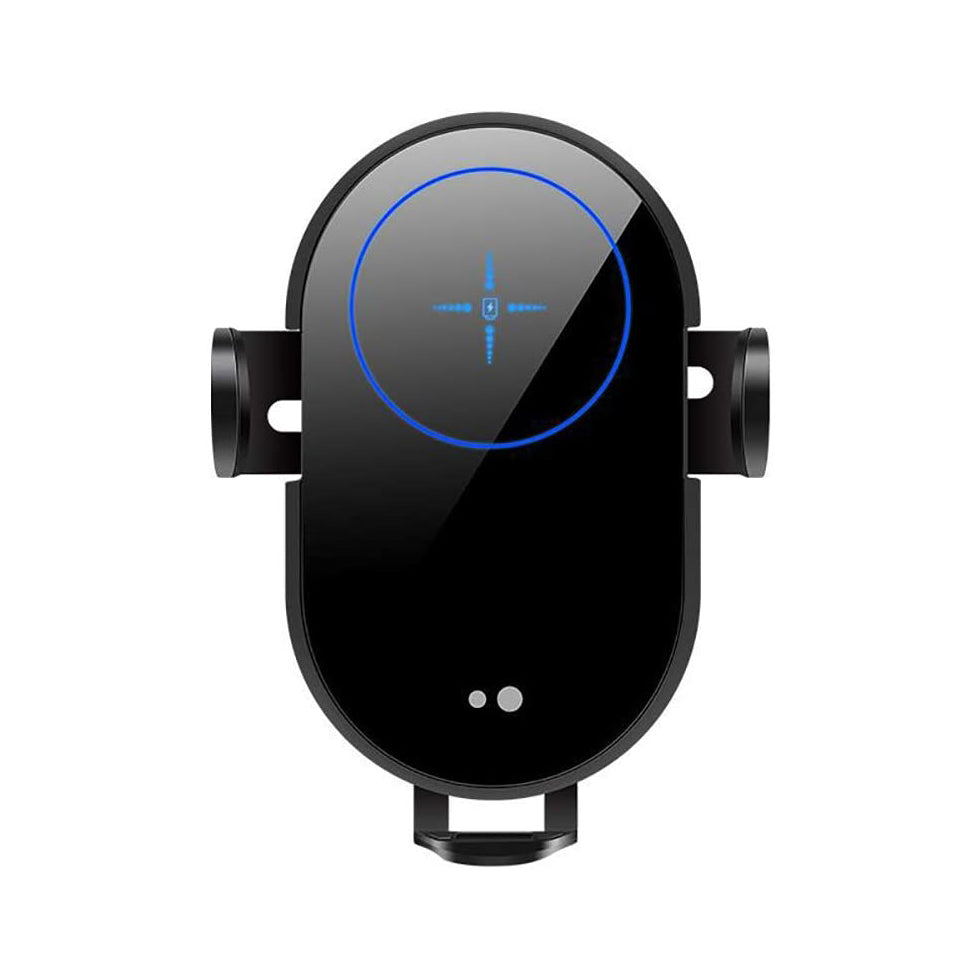 H5 15W Wireless Car Charger Auto Clamping