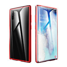Load image into Gallery viewer, Double-sided Magnetic Case For Samsung Note 9, 10, 10 Plus, Samsung S10 & S10 Plus - TOBS