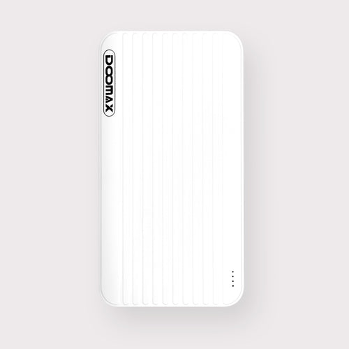 Doomax PX-04 10000mAH Universal Power Bank USB 2.0 - TOBS