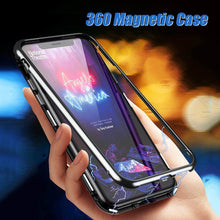 Load image into Gallery viewer, Magnetic 360 Protection Magnetic Cases for Smartphones