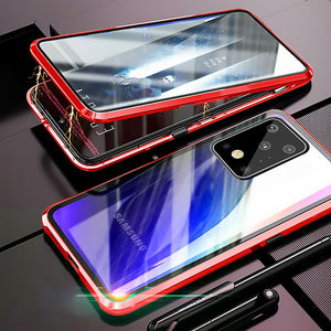 Double Sided Magnetic Absorption Case