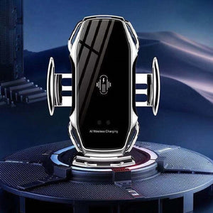 A5 10W Car Charger Qi Wireless Induction Charger