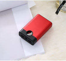 Load image into Gallery viewer, Doomax PX-01 Mini Power Bank 10000mAh Dual Usb Ports External Battery LCD Poverbank Portable - TOBS