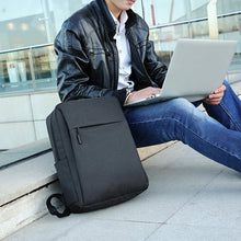 Load image into Gallery viewer, USB Charging Travel Bag For Laptops