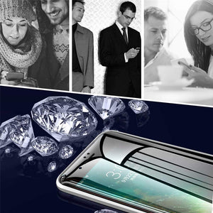 Privacy Magnetic Case for iPhone, Anti Peeping Clear Double Sided Tempered Glass 360 Full Protective Phone