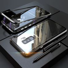 Load image into Gallery viewer, Magnetic Absorption Case for Samsung S20 & S20 Ultra