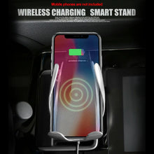 Load image into Gallery viewer, Smart Sensor Car Wireless Charger S5