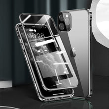 Load image into Gallery viewer, Double Side Magnetic Cover For iPhone 12 Series
