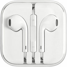 Load image into Gallery viewer, APPLE iPHONE  / iPAD HANDSFREE EARPHONE WITH MIC Original - TOBS