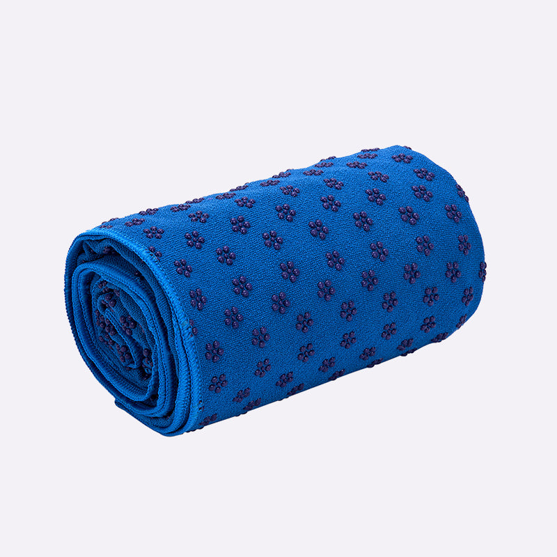 wintersweet Yoga towel