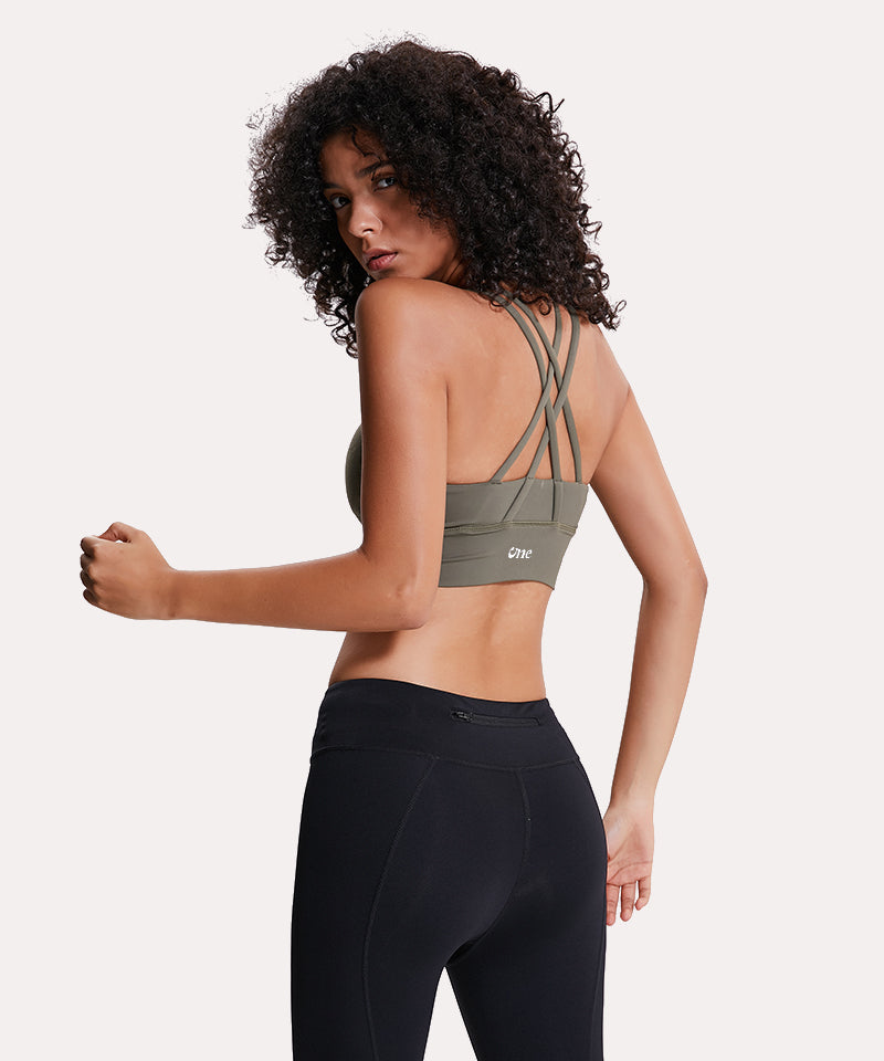 Medium Impact Energy Bra