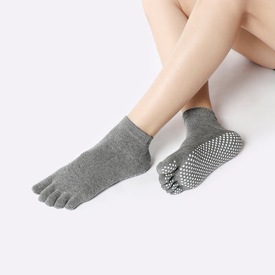 Kitty Footpads Yoga Sock