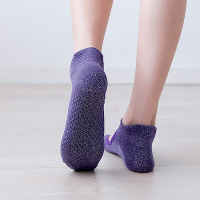 Nuclear Galaxy Yoga Sock