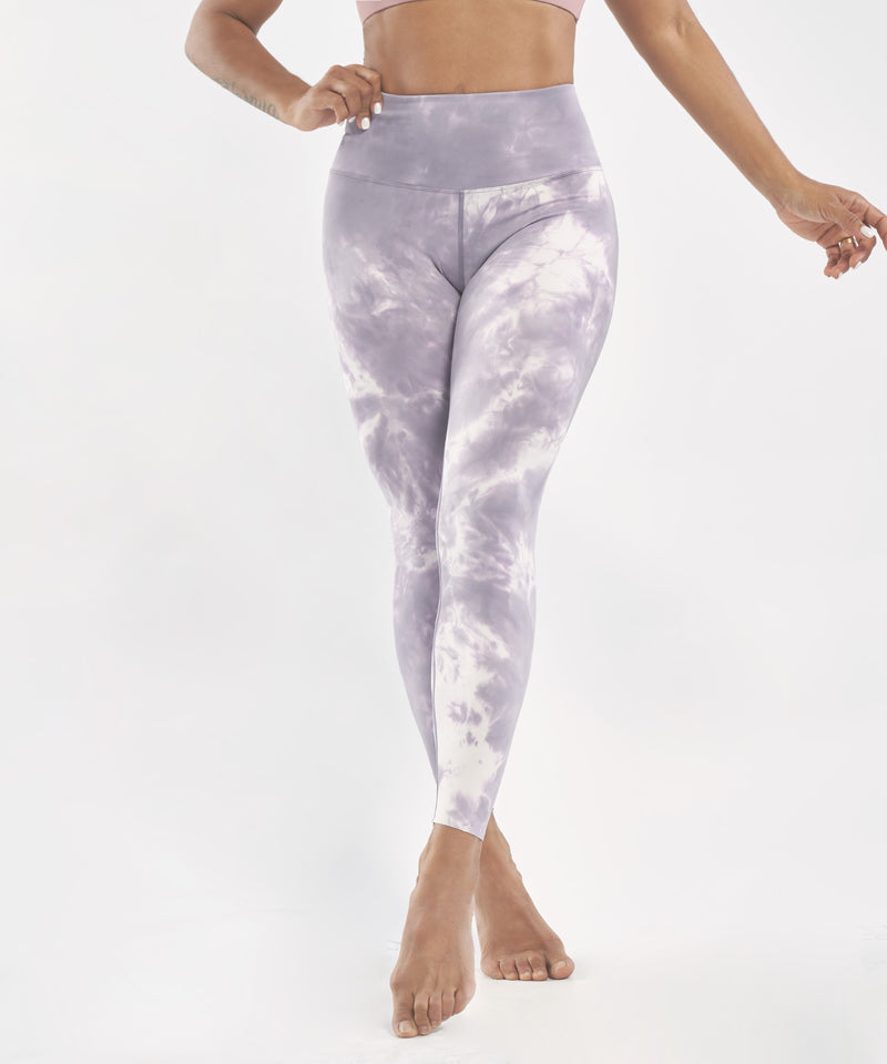Tie Dye High-Waisted Full Length Leggings