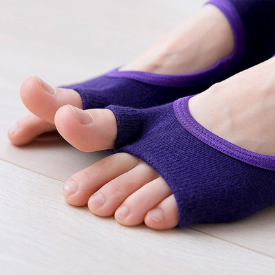 Joyful Face Yoga Sock