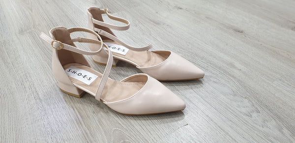 "SHOES Ballerina ""Kaily"" Cipria"