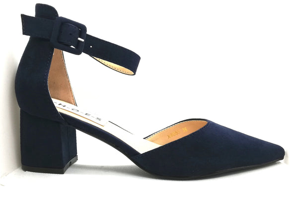 "SHOES Decollete ""Fancy"" blu"