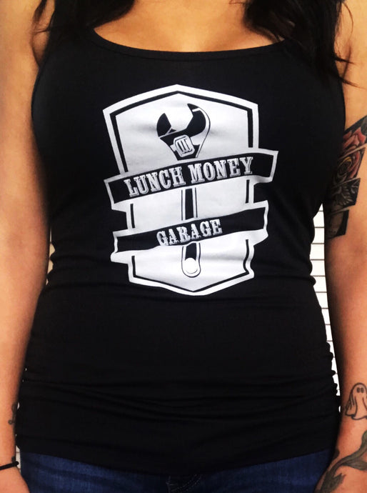 Women's Lunch Money tank top
