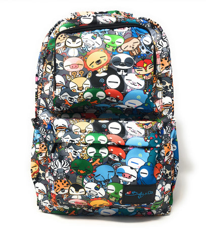 World of Poos The Commuter Backpack