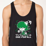 Deku Men's Tank - Beefy & Co.