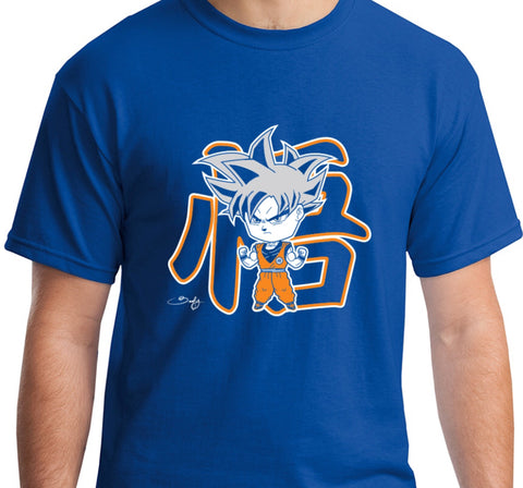 Goku Ultra Instinct Men's Tee