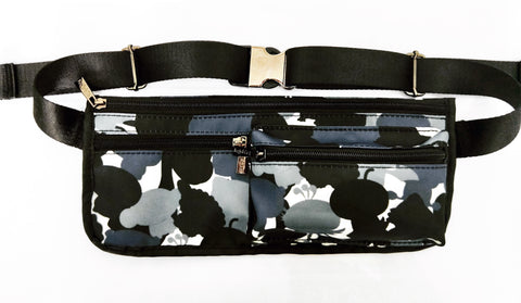 World of Poos Camo Fanny Pack