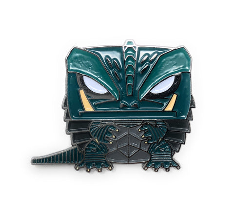 Gamera Pin - Beefy & Co.