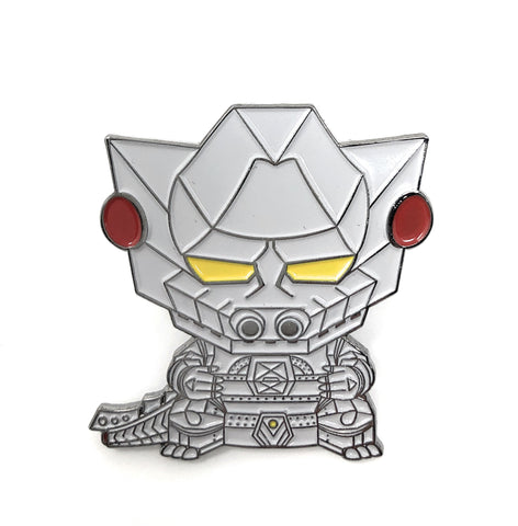 MechaGodzilla Pin - Beefy & Co.