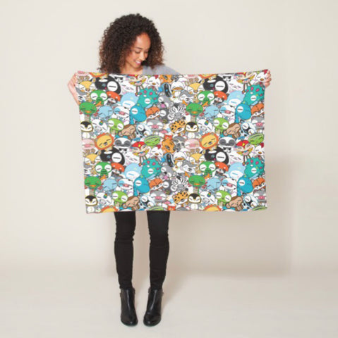 WOP Fleece Blanket