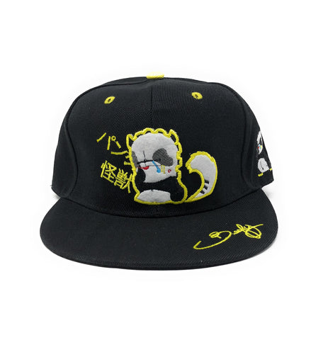 Paiju Black Snapback - Beefy & Co.