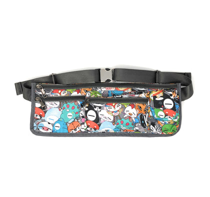 World of Poos Fanny Pack