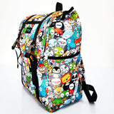 World of Poos The City Backpack - Beefy & Co.