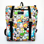 World of Poos The City Backpack