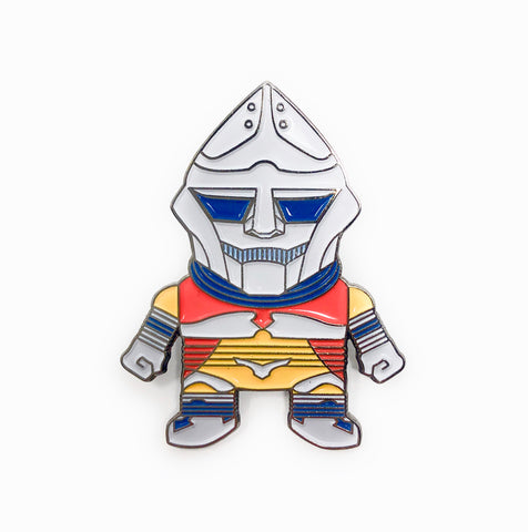 Jet Jaguar Pin - Beefy & Co.