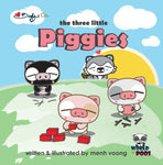 The Three Little Piggies - Beefy & Co.