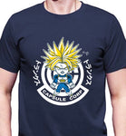 Trunks Ultra Super Saiyan 2 Men's Tee - Beefy & Co.