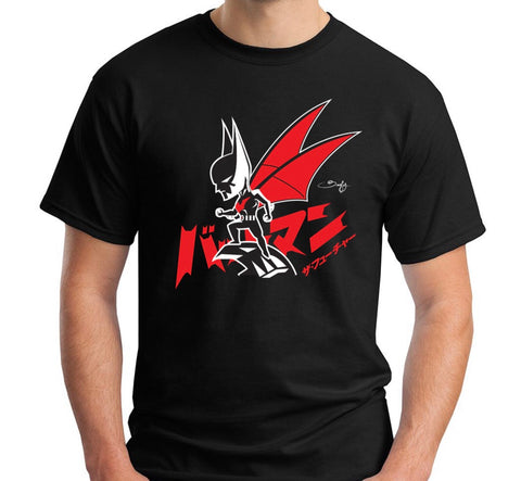 Batman Beyond Men's Tee - Beefy & Co.