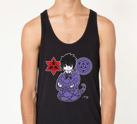Sasuke Men's Tank - Beefy & Co.
