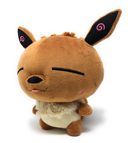 "Eeveepoo 8"" Plush PREORDER - Beefy & Co."