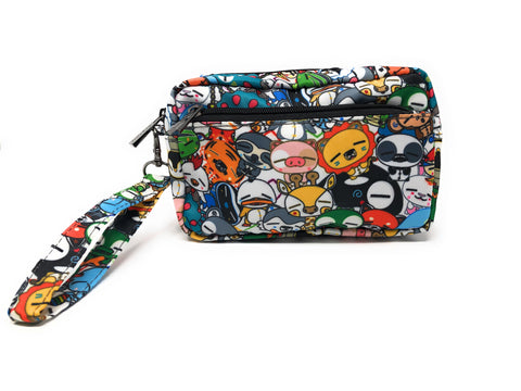 World of Poos Cosmetic Bag PREORDER