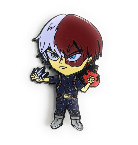 Todoroki Pin - Beefy & Co.
