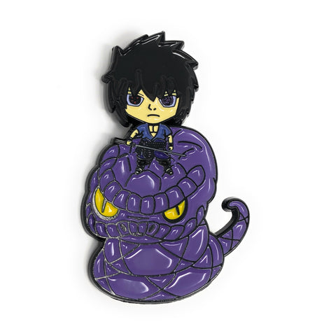 Sasuke & Aoda Pin - Beefy & Co.