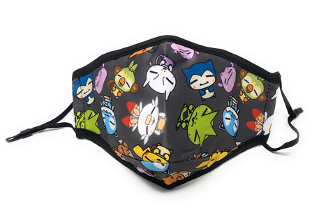 Pokepoos Face Mask - Beefy & Co.